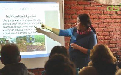 Agricultura Biodinámica por Ximena Milisebich