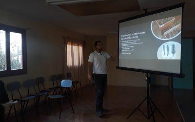 Protegido: Taller Teórico Práctico I «Introducción a la Agricultura Sostenible Salina y Elaboración de abono Bocashi»