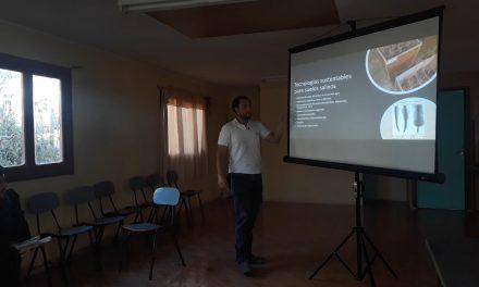 """Taller Teórico Práctico I """"Introducción a la Agricultura Sostenible Salina y Elaboración de abono Bocashi"""""""