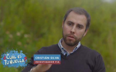 Entrevista de la televisión a Cristián Silva en Cuál es tu huella de TVN