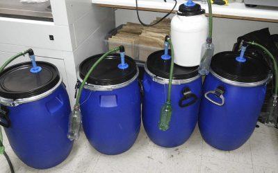 Taller de construcción de un biodigestor casero para elaboración de biopreparados